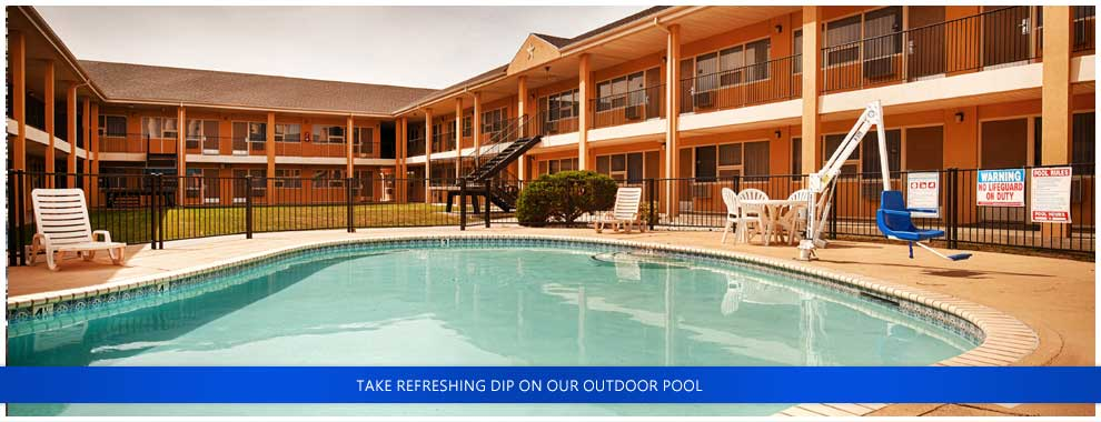 Best Western Hereford Texas Tx Hotels Motels Accommodations In